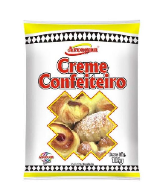 ARCOLOR - CREME CONFEITEIRO ARCOPAN 1KG - UN