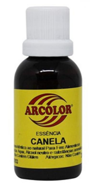ARCOLOR - ESSENCIA AL. CANELA 30ML - UN