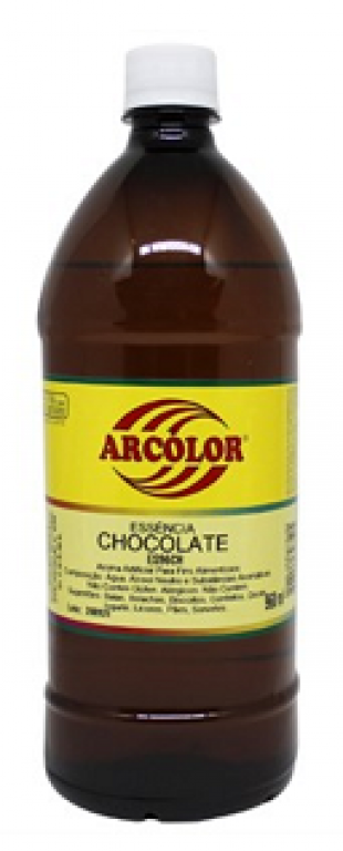 ARCOLOR - ESSENCIA AL. CHOCOLATE 960ML - UN