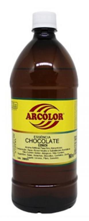 ARCOLOR - ESSENCIA AL. CHOCOLATE 960ML - UN