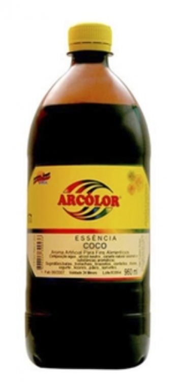 ARCOLOR - ESSENCIA AL. COCO 960ML - UN