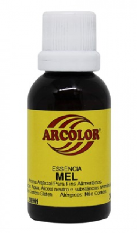 ARCOLOR - ESSENCIA AL. MEL 30ML - UN