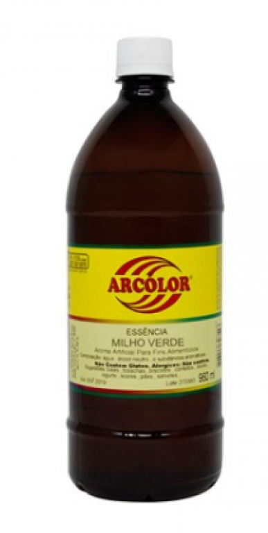 ARCOLOR - ESSENCIA AL. MILHO VERDE 960ML - UN