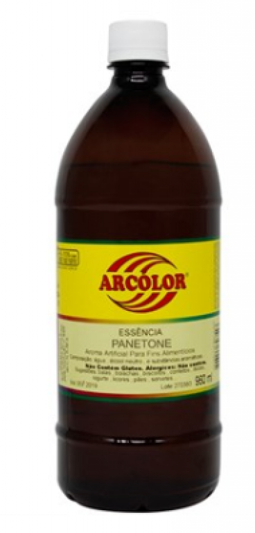 ARCOLOR - ESSENCIA AL. PANETONE 960ML - UN