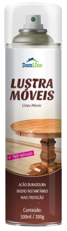 BASTON - LUSTRA MOVEIS 300ML/200GR - UN