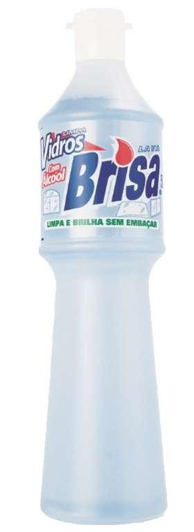 BRISA - LIMPA VIDROS 500ML - CX.24UN