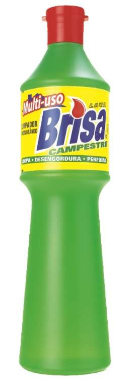BRISA - LIMPADOR MULTIUSO CAMPESTRE 500ML - CX.24UN