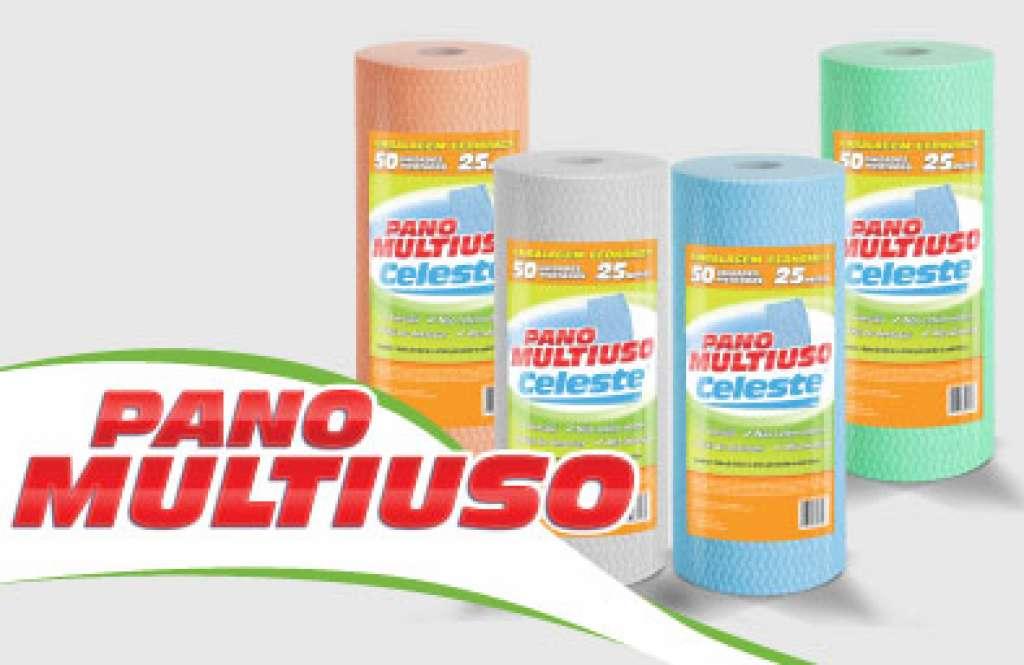CELESTE - PANOS MULTIUSO LARANJA 25MTS (CLT-804) - CX.12UN
