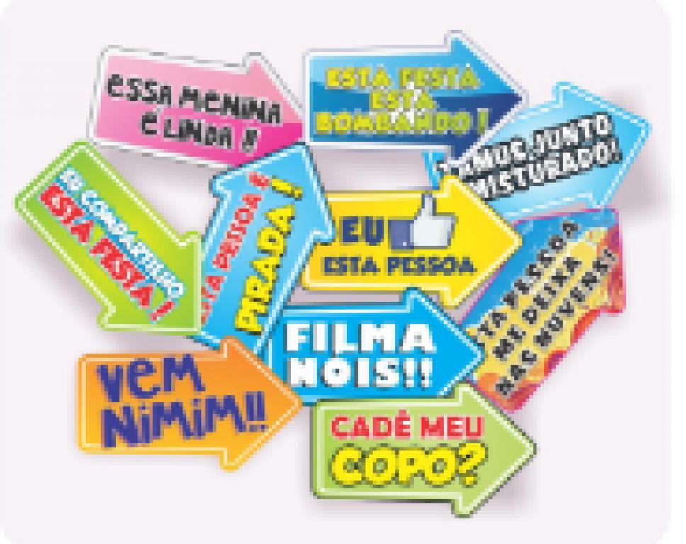 FESTANCA - PLACA SORTIDA FRASE 1 PT.10 UN