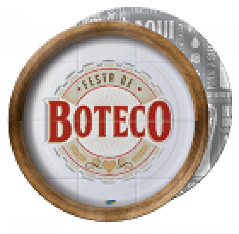 FESTCOLOR - PRATO RD BOTECO - CX.12X08UN