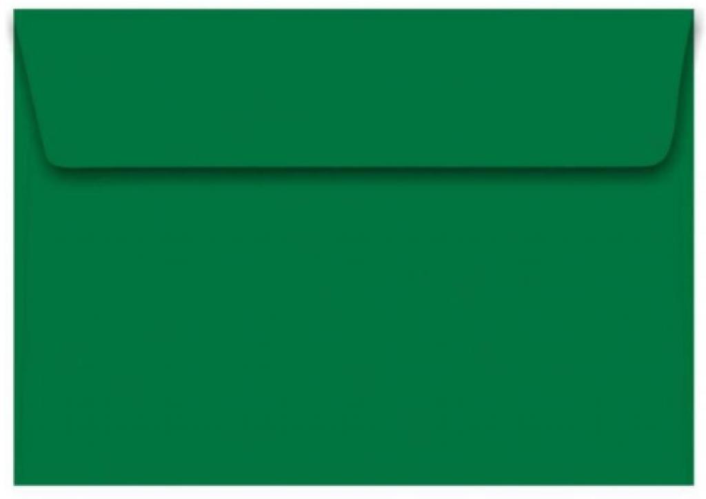 FORONI - ENVELOPE CONVITE VERDE ESCURO 0326 162X229 - CX.100UN
