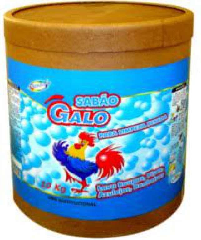 GALO - LAVA ROUPA AZUL BARRICA 10KG