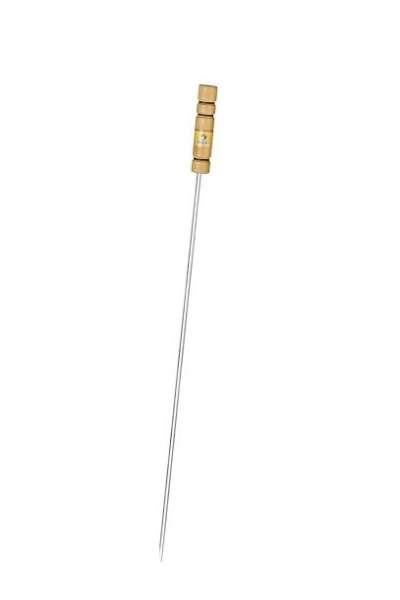 GRILAZER - ESPETO GAUCHO 1 HASTE ACO 65CM
