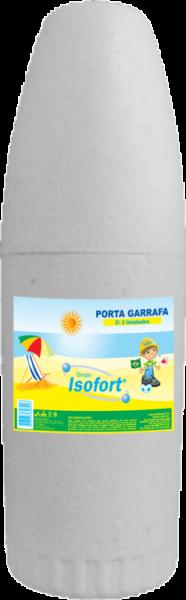 ISOFORT - PORTA GARRAFA TERMICO EPS 600ML - PT.03UN