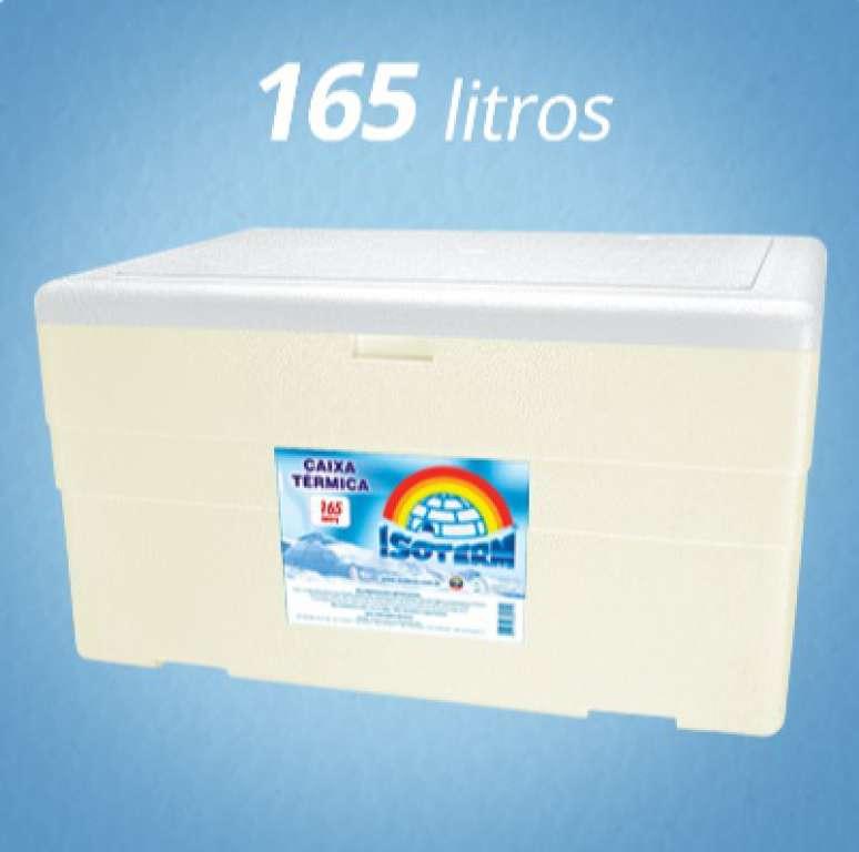 ISOTERM - CAIXA TERMICA 165 LTS - UN