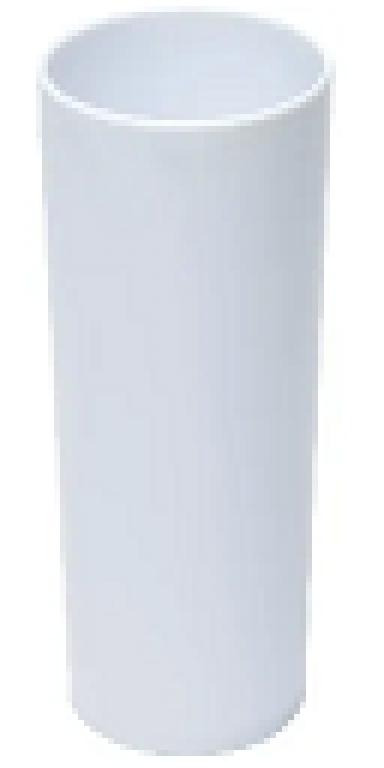 JE PLAFER - COPO LONG DRINK 310ML BRANCO - CX.46UN