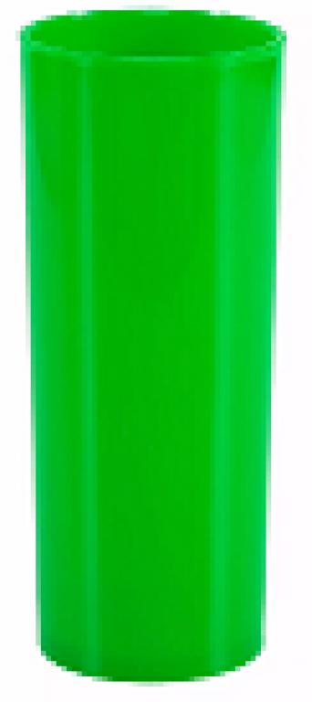JE PLAFER - COPO LONG DRINK 310ML VERDE - CX.46UN