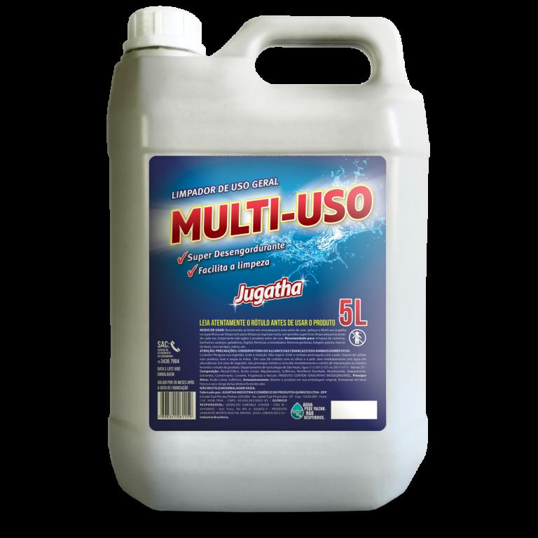 JUGATHA - MULTIUSO 05 LTS - CX.03UN