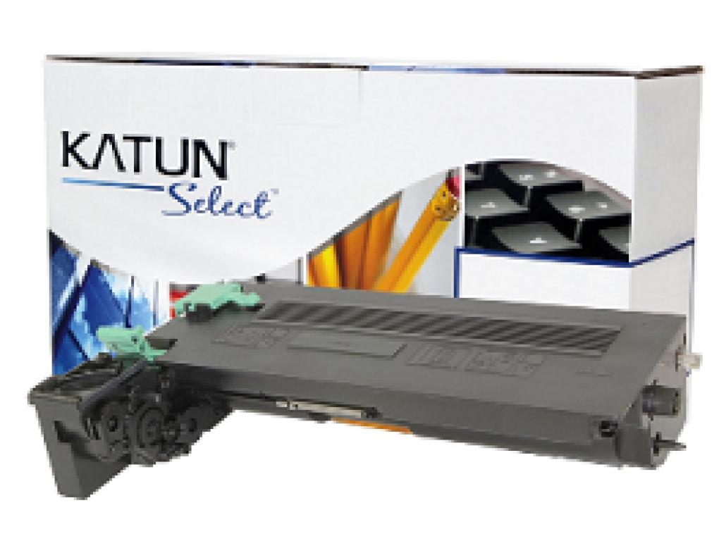 KATUN - CARTUCHO TONER P/ SAMSUNG SCX-6555 D6555A SELECT 25K PRETO - UN