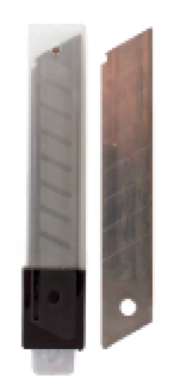 LEOARTE - LAMINAS PARA ESTILETE 18MM - CX.10X10UN
