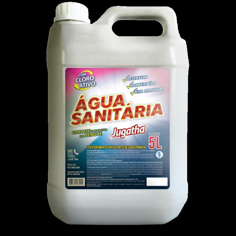 MAGIA CLEAN - AGUA SANITARIA 05 LTS - UN