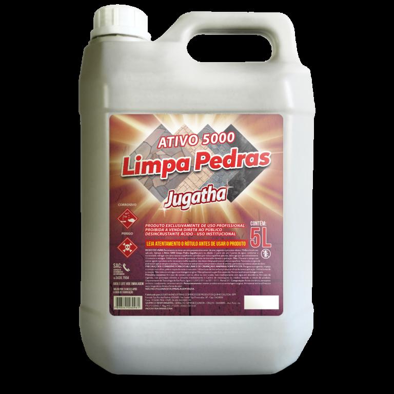 MAGIA CLEAN - LIMPA PEDRA ROXO 5LTS - UN