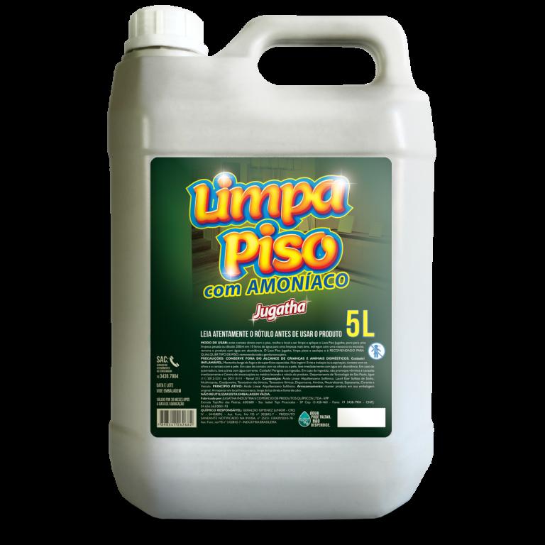 MAGIA CLEAN - LIMPA PISO COM AMONIA 5LTS - UN