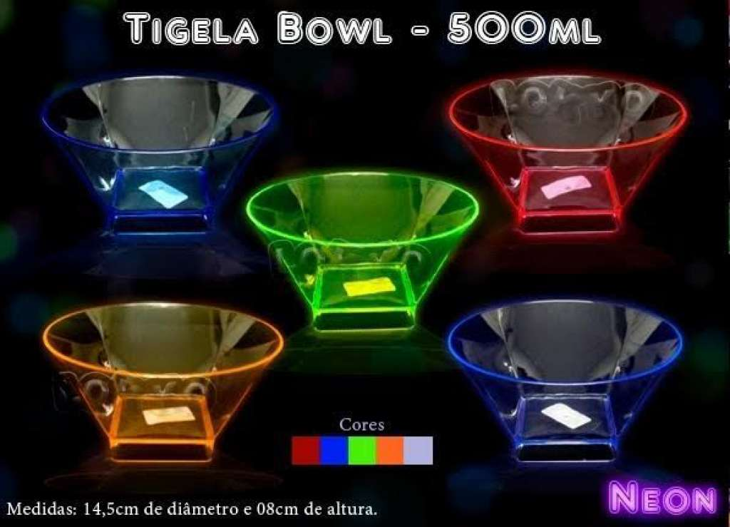MAJUPA - TIGELA BOWL 500ML COLOR UN