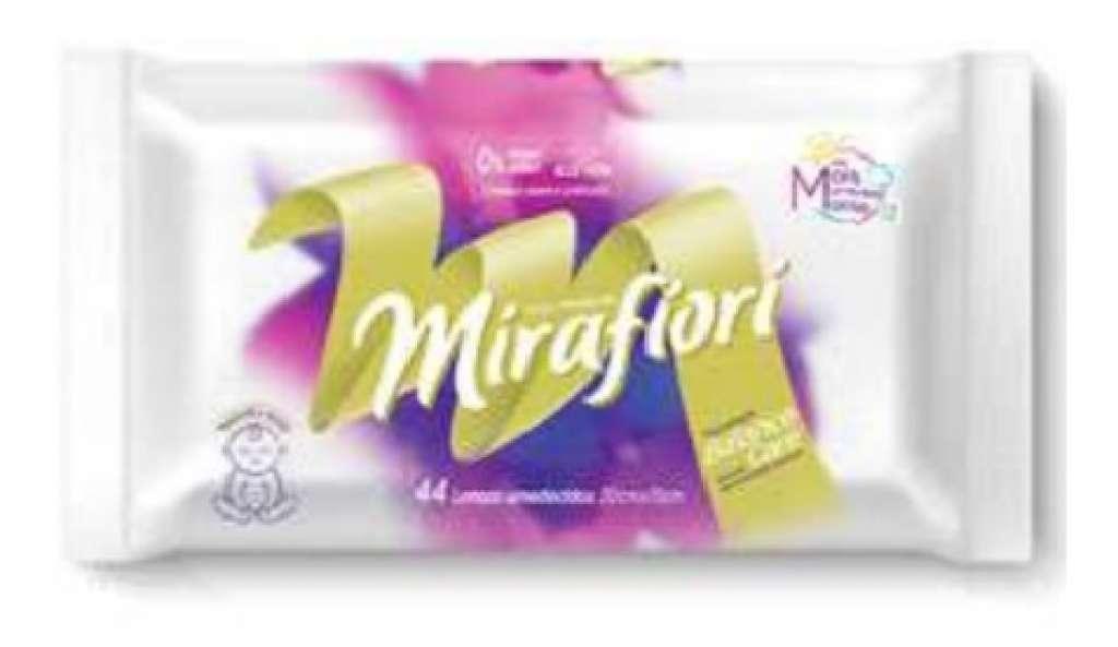 MANIKRAFT - LENCO UMEDECIDO MIRAFIORI 20X15CM - UN