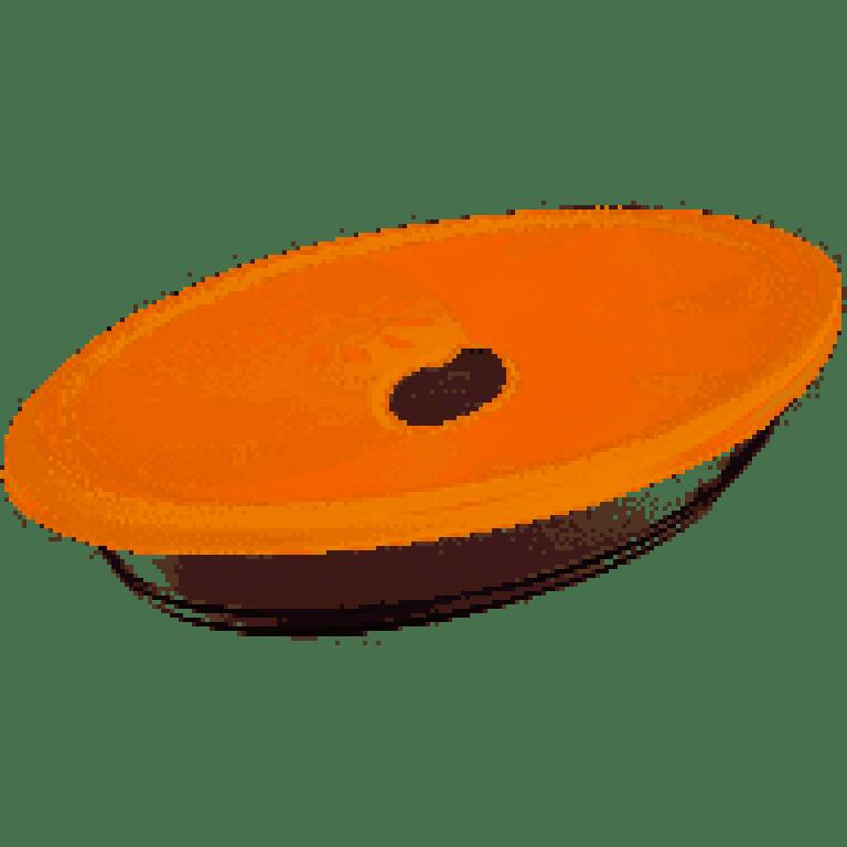 MARINEX - ASSADEIRA OVAL C/TAMPA 3,2L (1634525) - CX.06UN