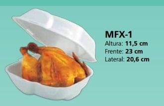 MEIWA - MFX-1 FRANGUEIRA - CX.100UN