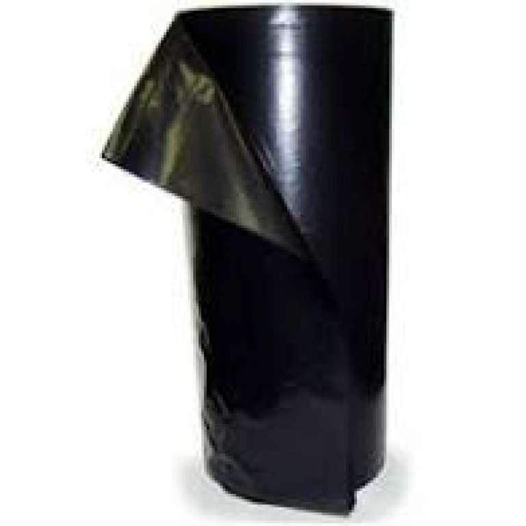 NEOPLASTIC - LONA PLASTICA PRETA 04 X 100 - MT