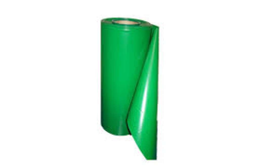 NEOPLASTIC - LONA PLASTICA VERDE 04 X 100 - MT
