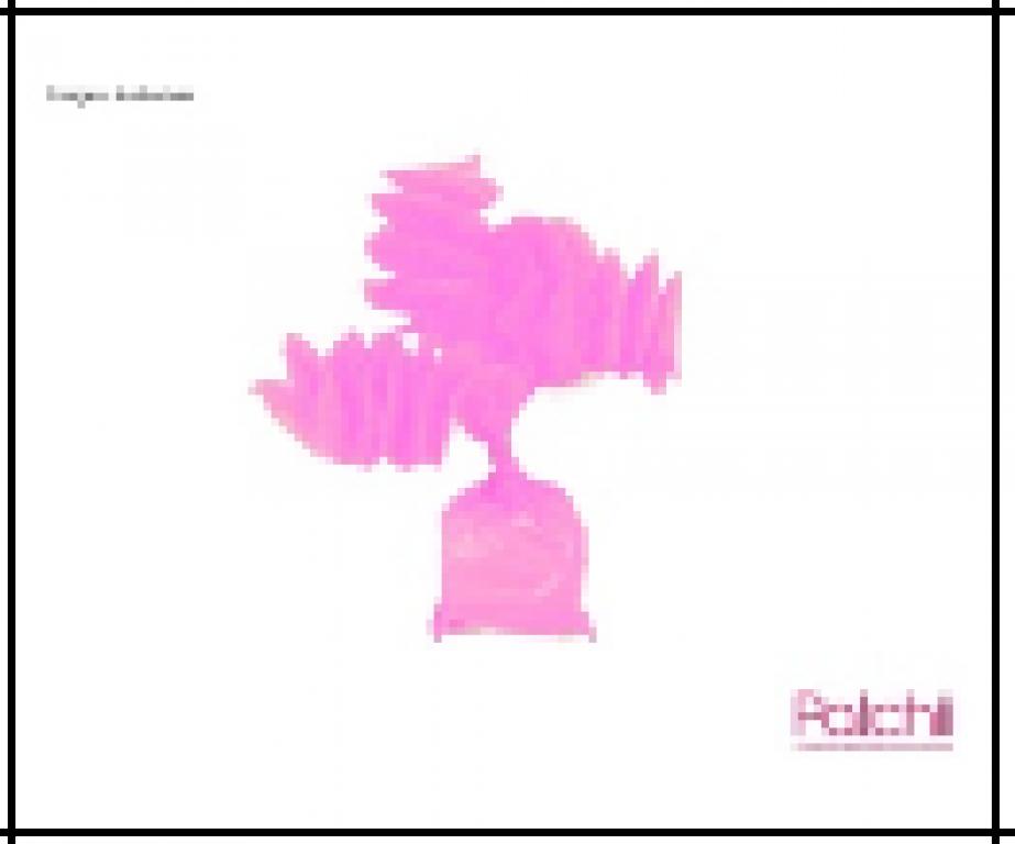 PATCHII - ROCOCO LISO ROSA CHOQUE - PT.40UN