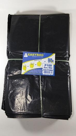 RMF - SACO PLASTICO EASY BAG P-100B COM ALCA - PT.30UN