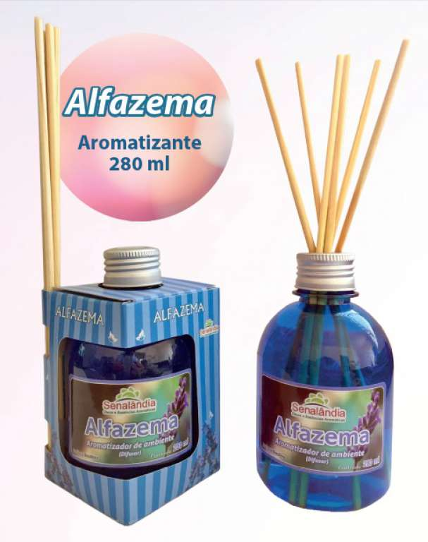 SENALANDIA - AROMATIZANTE DE AMBIENTE ALFAZEMA 280 ML - UN