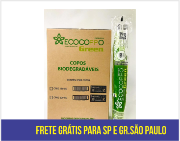 COPOS BIO ECOCOPPO GREEN- 180 mls